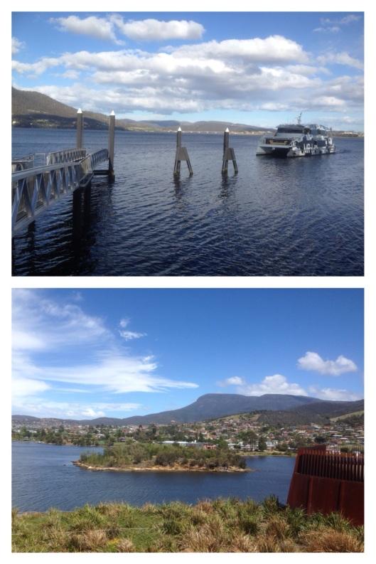 MONA Roma and River Derwent, Hobart, Tasmania