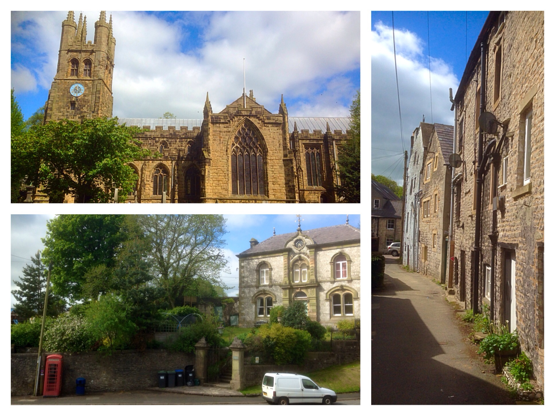 Tideswell, Derbyshire, Peak District