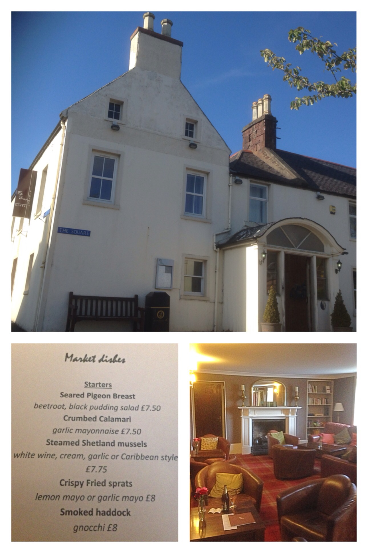 Fife Arms hotel, Turriff, Aberdeenshire