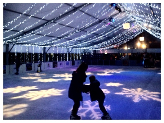 Winter Wonderland, Ice skating, Glenelg