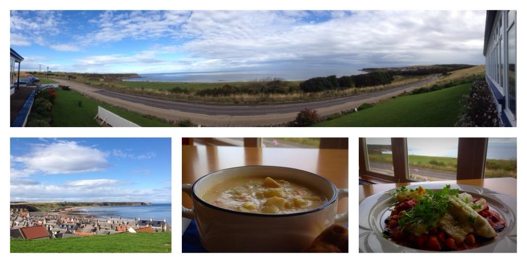 Cullen Bay Hotel, Cullen Bay, Cullen skink