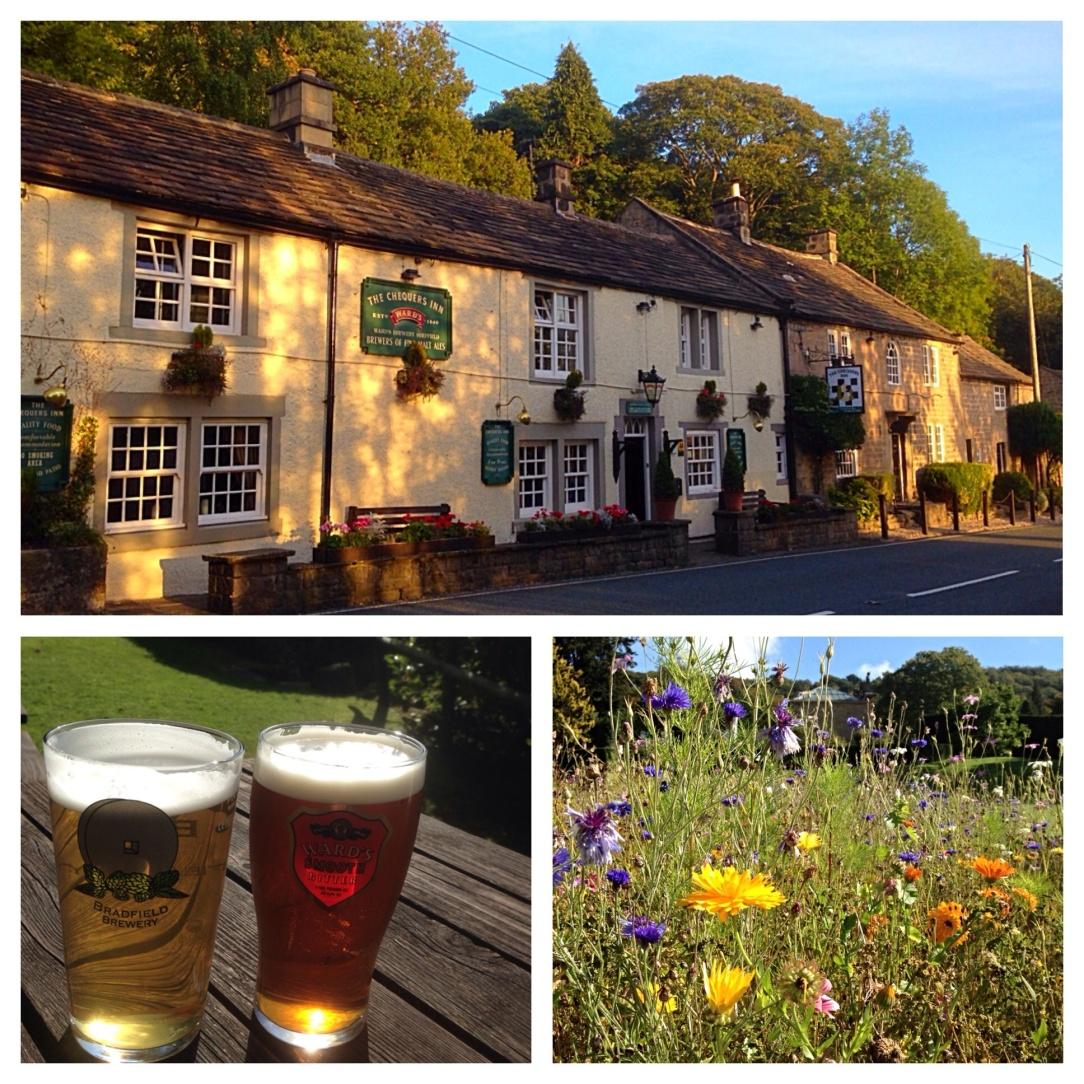 Chequers Inn, Froggatt, Derbyshire