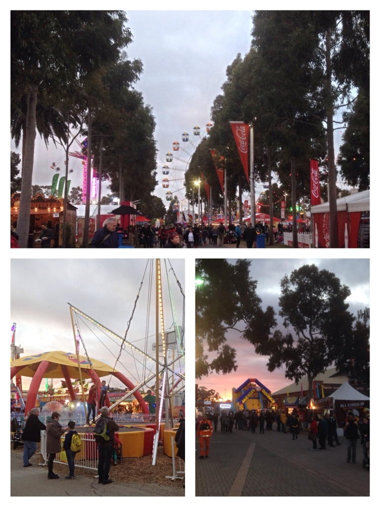 Royal Adelaide Show, Wayville Showgrounds, Adelaide