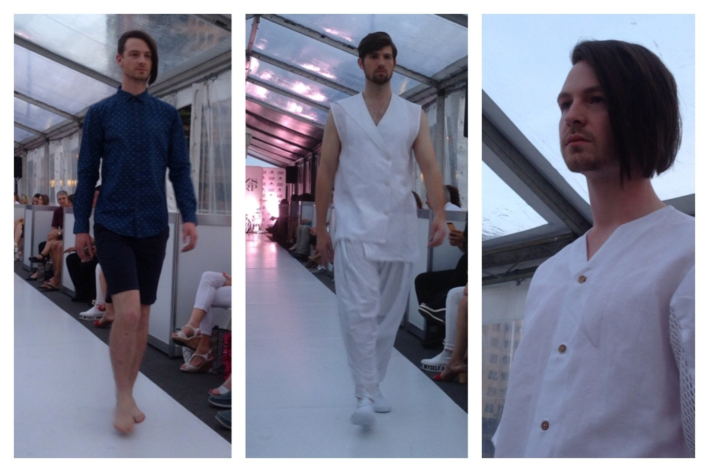 Glenelg Fashion Runway on the Jetty