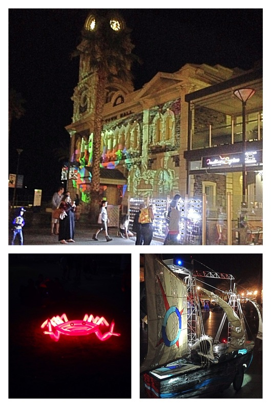 Random Acts of Light, Illuminart, Glenelg