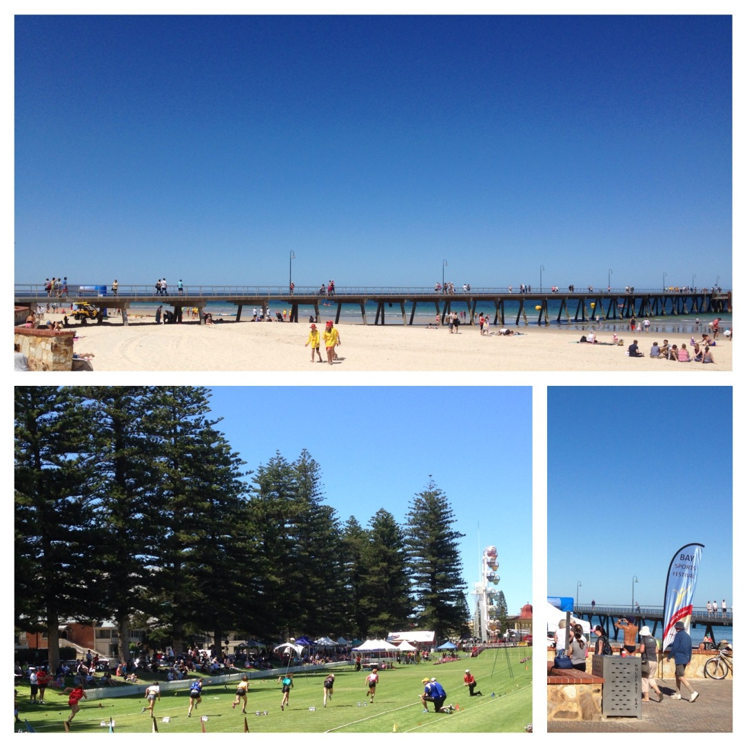 Proclamation Day sports, Bay Sheffield Glenelg
