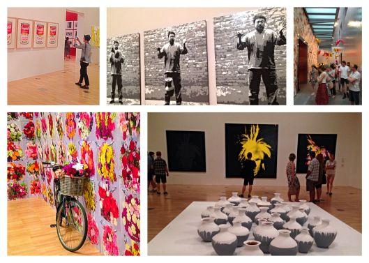 Andy Warhol-Ai Wei Wei