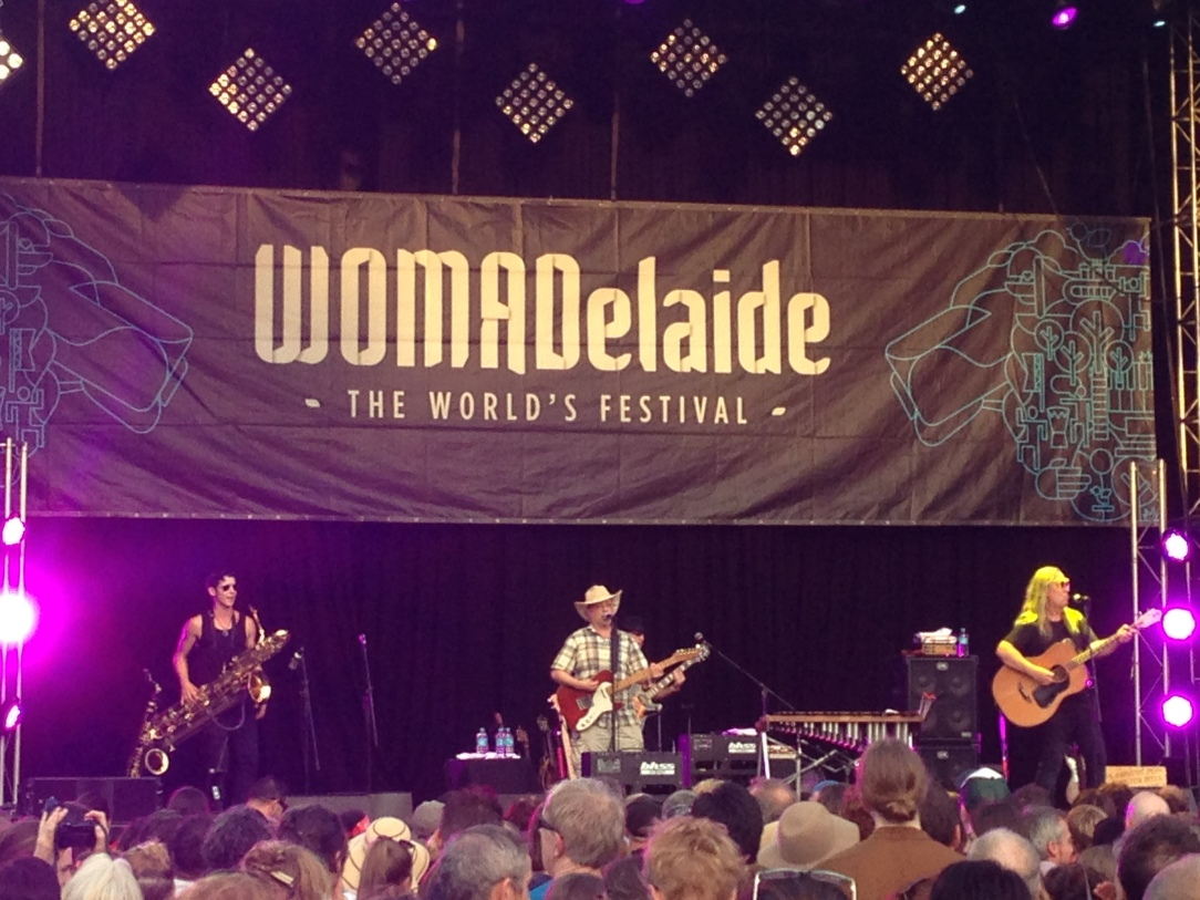 Violent Femmes, Womadelaide 2016