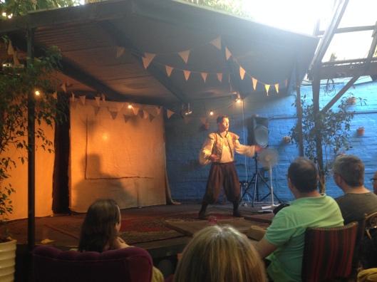 Half Hour Hamlet, PHAB Productions. Adelaide Fringe