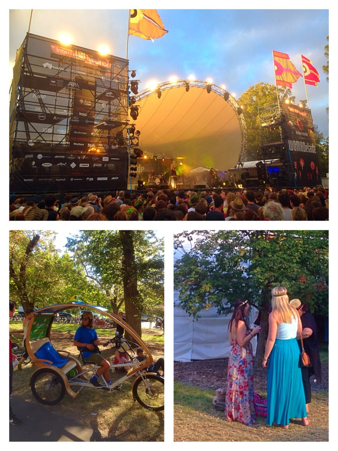 Womadelaide Festival, Womad