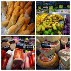 Supermarket produce, Noumea