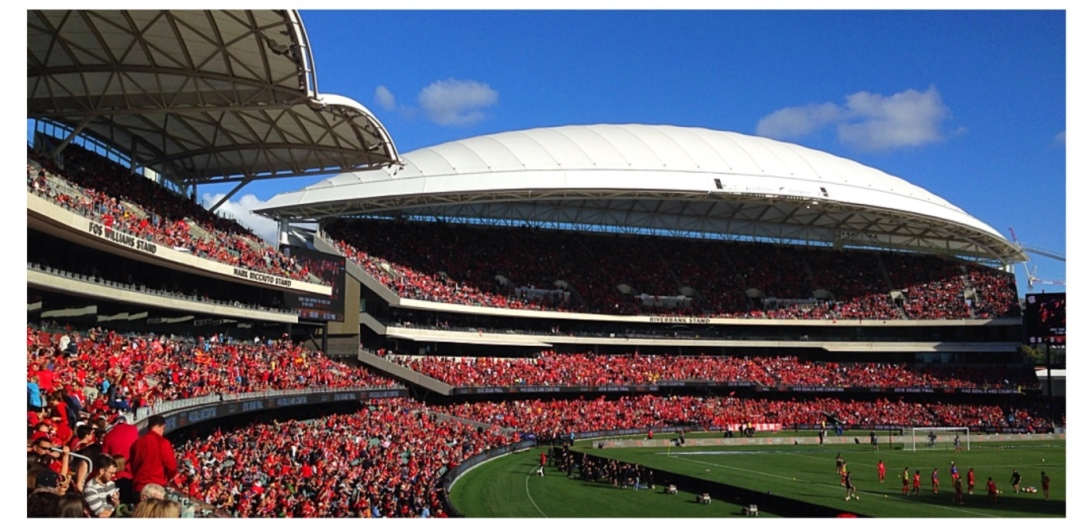 A League Final 2016, Adelaide Oval, Adelaide United, Western Sydney Wanderers