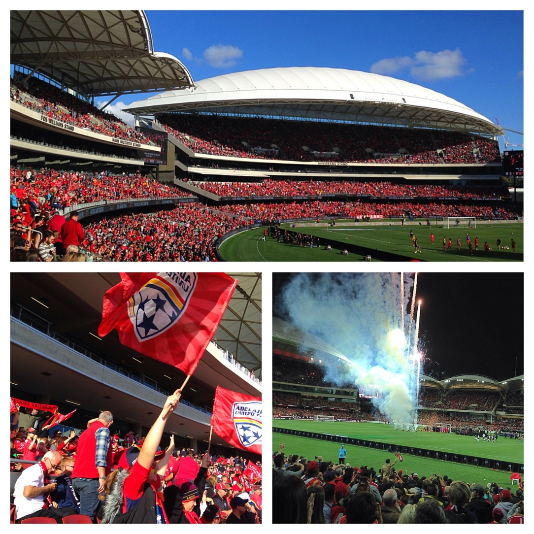 Adelaide United v Western Sydney Wanderers, Adelaide Oval, 2016 A-League Grand Final