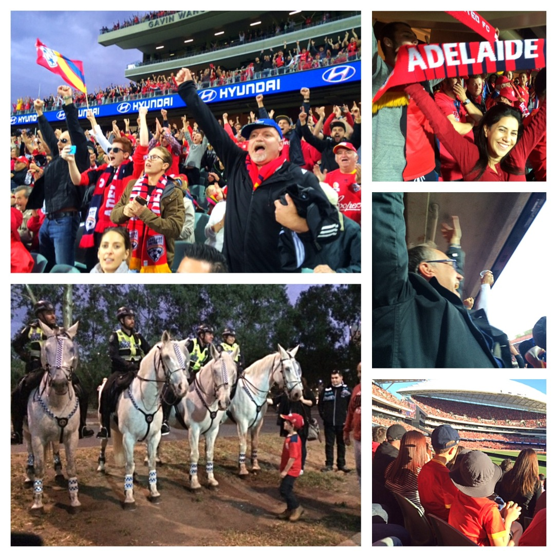 A-Leagure Grand Final, Adelaide Oval