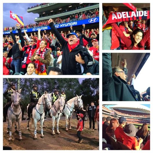 A-Leagure Grand Final, Adelaide Oval