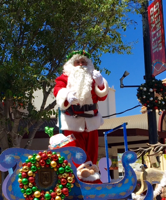Glenelg Christmas Pageant
