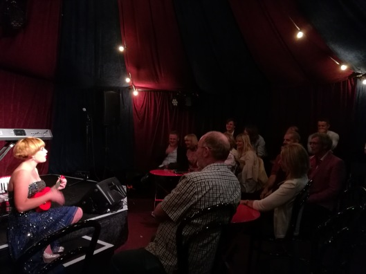 Claire Healy's Impure Thoughts at Royal Croquet Club, Adelaide Fringe 2017