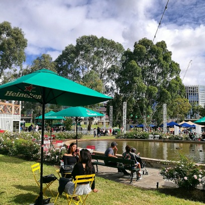 Royal Croquet Club, Adelaide Fringe 2017