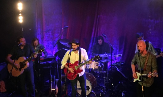 Wanderers playing Crosby, Still and Nash, Adelaide Fringe 2017