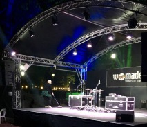 Moreton Bay stage, Womadelaide