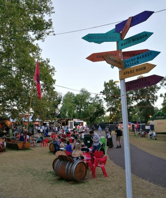 Garden of Unearthly Delights, Adelaide Fringe 2017