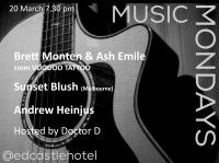 MusicMondays, Ed Castle, Adelaide