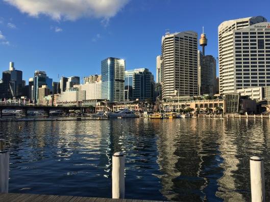 Darling Harbour, Cockle Bay, Sydney