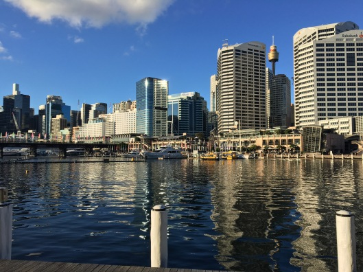 Darling Harbour, Cockle Bay, Sydney