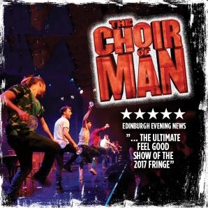Choir of Man, Adelaide Fringe Festival
