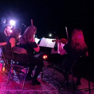 Rock Orchestra Under the Stars