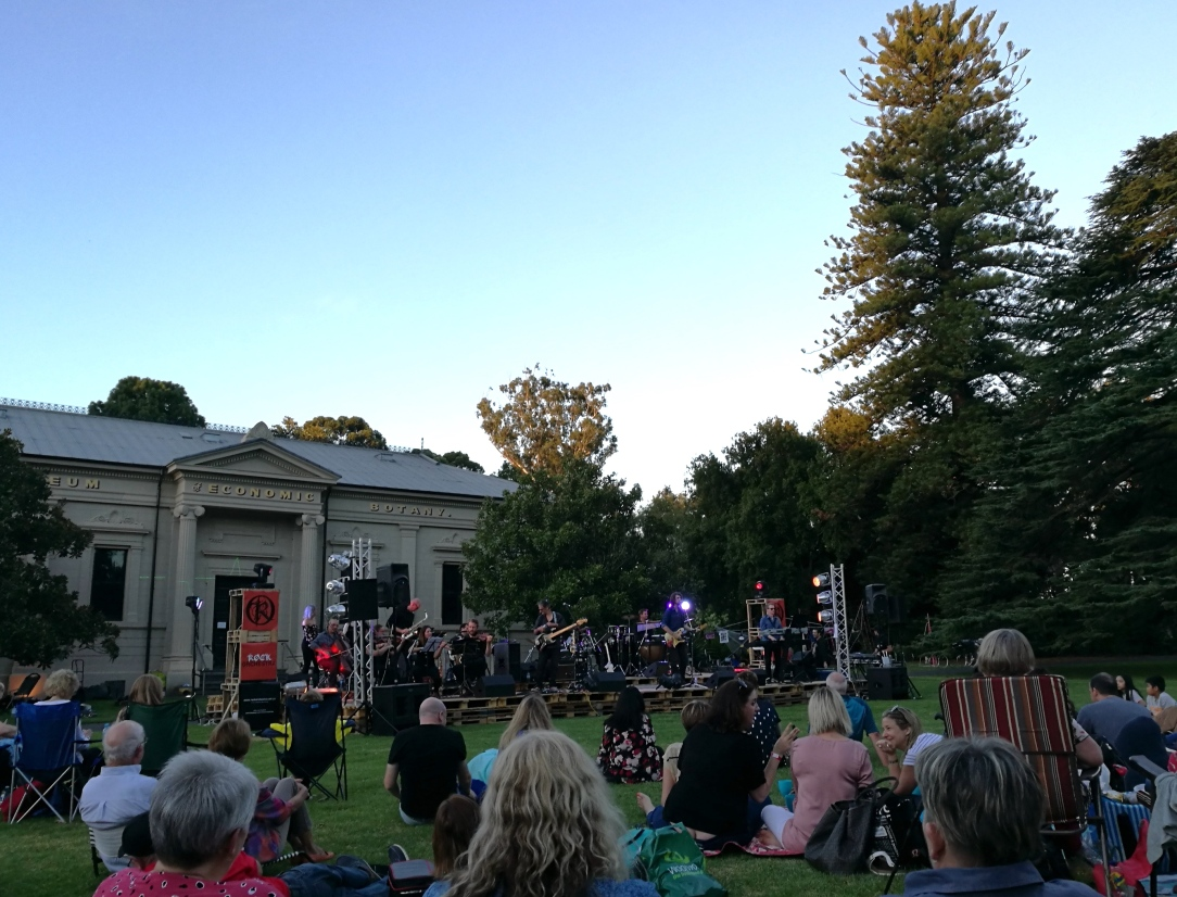 Rock Orchestra Under the Stars, Adelaide Fringe 2018