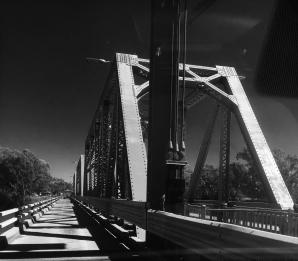 Murray River bridge, Renmark