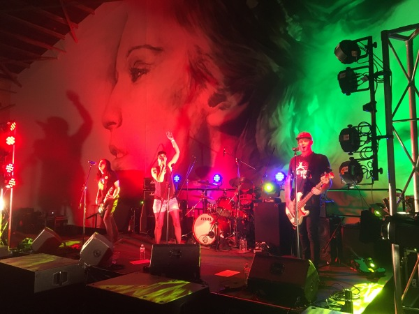 Semaphore Music Festival, Hart's Mill stage