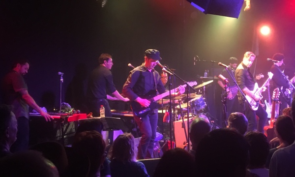 Calexico at the Gov, Adelaide