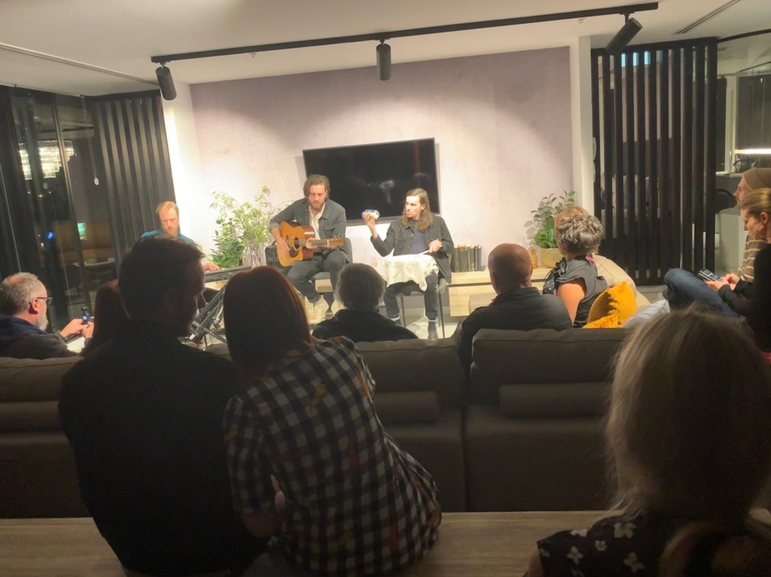 Wanderers, Immersion, Queensland Music Festival 2019